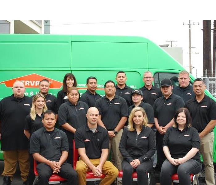 YOUR SERVPRO of Downtown Long Beach/Signal Hill Team